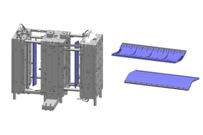 Stack-Molding